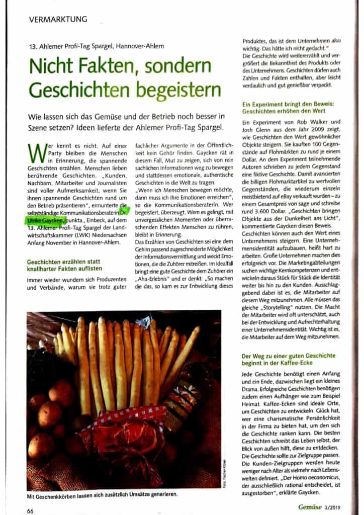 Gemüse, Ausgabe 03/2019 - Seite 65